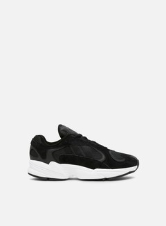 Adidas Originals - Yung-1, Core Black/Core Black/Ftwr White