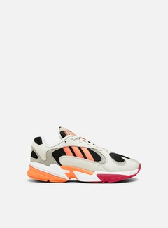 Adidas Originals - Yung-1, Core Black/Raw White/Raw White