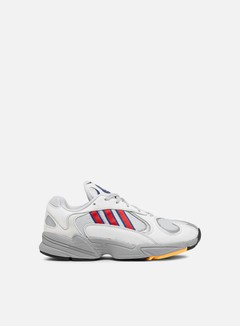 Adidas Originals - Yung-1, Grey Two/Collegiate Royal/Scarlet