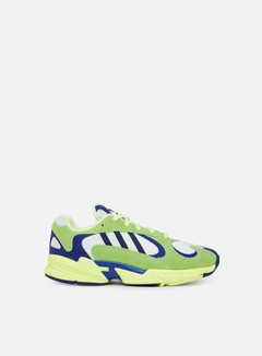 Adidas Originals - Yung-1, Solar Green/Real Purple/Hi-Res Yellow