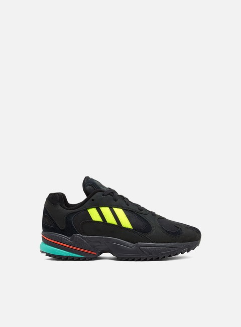 Sale Outlet Low Sneakers Adidas Originals Yung-1 Trail