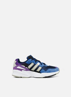Adidas Originals - Yung-96, Collegiate Navy/Sesame/True Blue