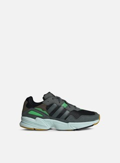 Adidas Originals - Yung-96, Core Black/Legend Ivy/Raw Ochre