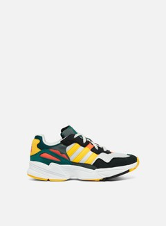 Adidas Originals - Yung-96, Grey One/Bold Gold/Solar Red