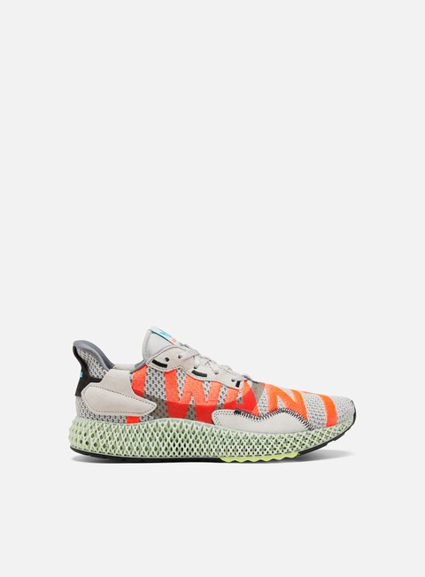 Sale Outlet Low Sneakers Adidas Originals ZX 4000 4D