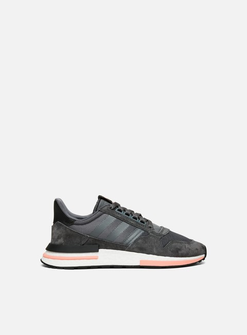 sneakers adidas originals zx 500 rm grey five ftwr white clear orange