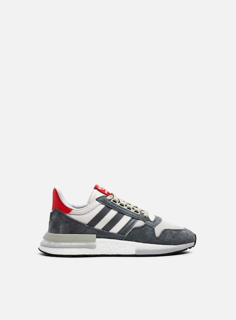 sneakers adidas originals zx 500 rm grey four ftwr white scarlet