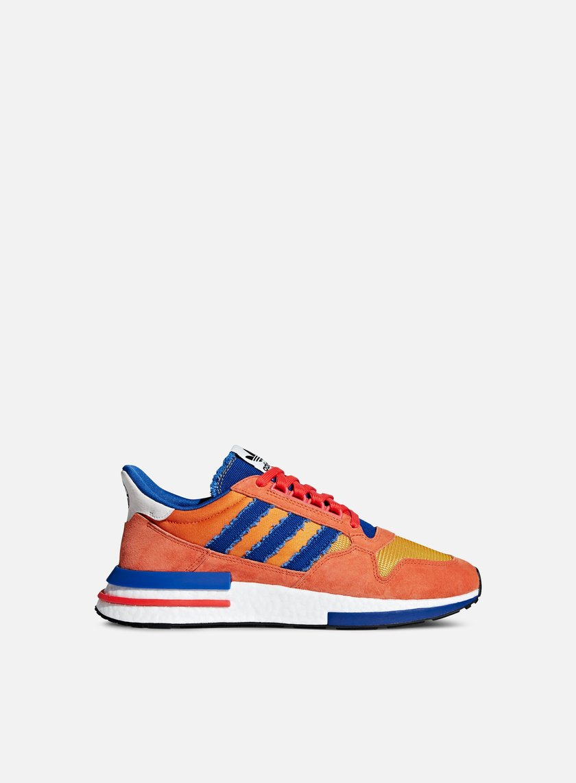 2651fc90934 ADIDAS ORIGINALS ZX 500 RM Son Goku € 169 Low Sneakers