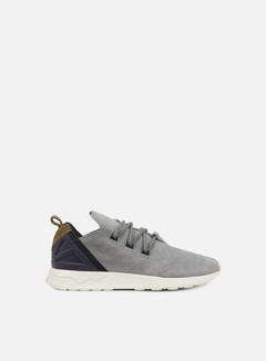 Adidas Originals - ZX Flux ADV X, Light Onix/Chalk White 1