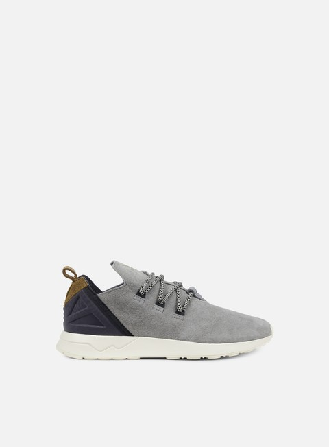 sneakers adidas originals zx flux adv x light onix chalk white