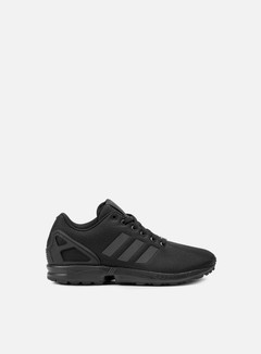 Adidas Originals - ZX Flux, Core Black/Core Black/Core Black