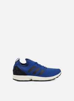 Adidas Originals - ZX Flux Primeknit, Collegiate Royal/Core Black/Chalk White 1