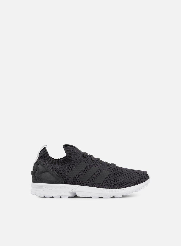 ... Adidas Originals - ZX Flux Primeknit, Solid Grey/SolidGrey/Black 1 ...