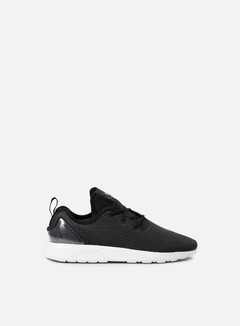 Adidas Originals - ZX Flux Racer ADV Asymmetrical, Core Black/Running White/Core Black 1