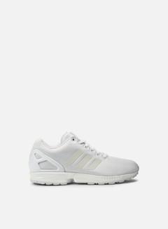 Adidas Originals - ZX Flux, Running White/Running White/Running White
