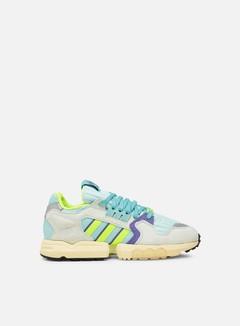 Adidas Originals - ZX Torsion, Clear Aqua/Solar Yellow/Purple