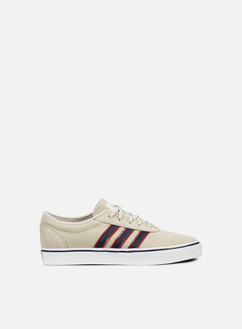 sneakers adidas skateboarding adi ease clear brown collegiate navy scarlet