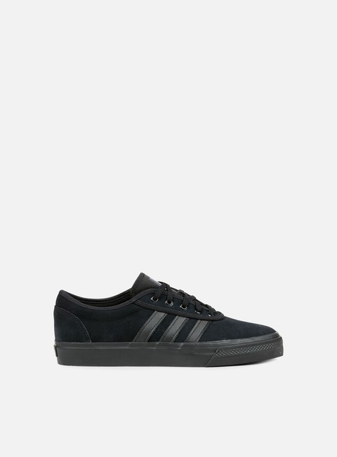 sneakers adidas skateboarding adi ease core black core black core black