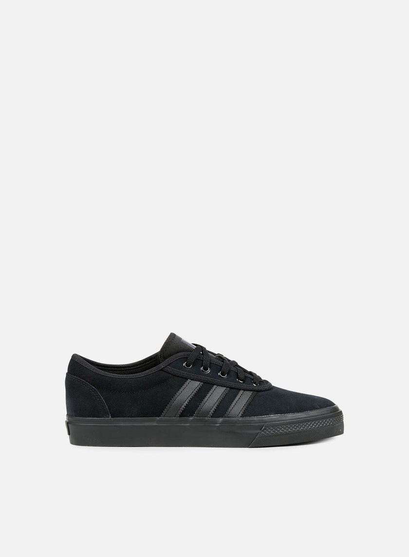 Adidas Skateboarding - Adi-Ease, Core Black/Core Black/Core Black