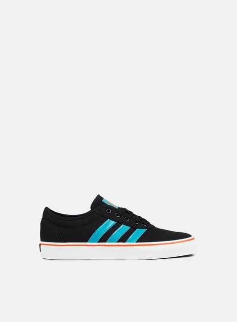 sneakers adidas skateboarding adi ease core black energy blue energy