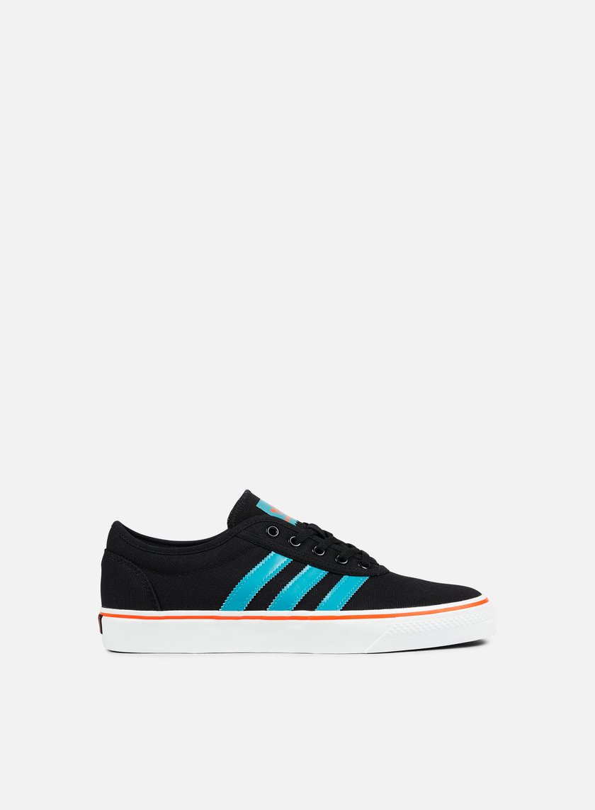 Adidas Skateboarding - Adi-Ease, Core Black/Energy Blue/Energy