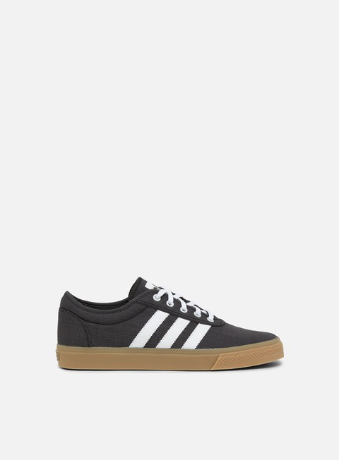 sneakers adidas skateboarding adi ease core black ftwr white gum3