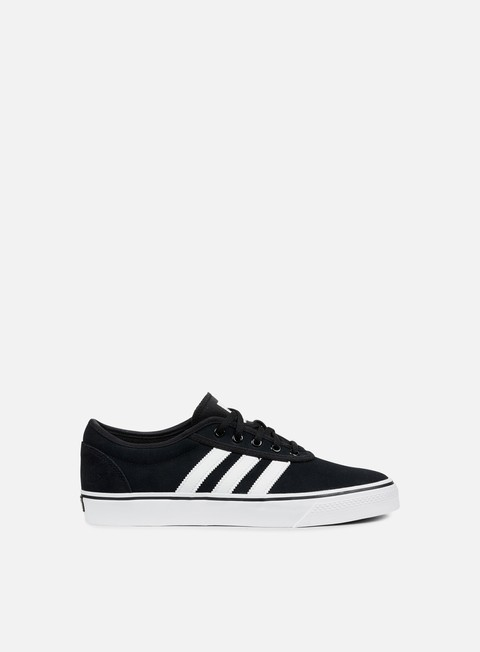 sneakers adidas skateboarding adi ease core black white core black