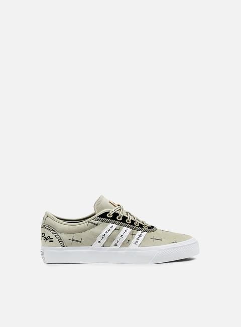 sneakers adidas skateboarding adi ease misst stone running white running white