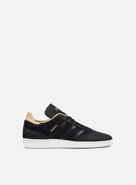 sneakers adidas skateboarding busenitz core black white st pale nude
