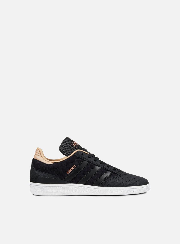Adidas Skateboarding - Busenitz, Core Black/White/ST Pale Nude
