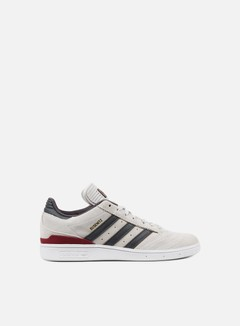Adidas Skateboarding - Busenitz, Grey One/Customized/Burgundy