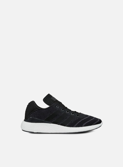 sneakers adidas skateboarding busenitz pure boost core black white
