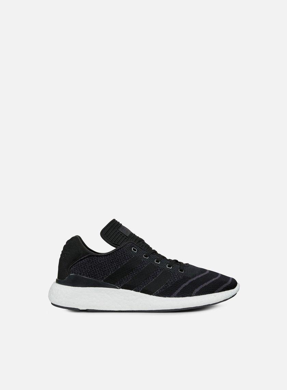 Adidas Skateboarding - Busenitz Pure Boost, Core Black/White