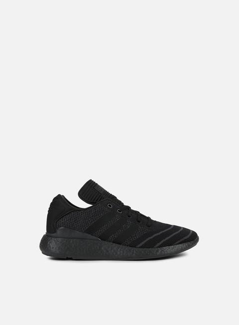 sneakers adidas skateboarding busenitz pure boost pk core black core black core black
