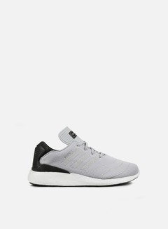 Adidas Skateboarding - Busenitz Pure Boost, Solid Grey/Core Black 1