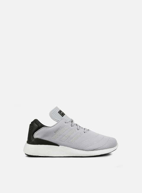 sneakers adidas skateboarding busenitz pure boost solid grey core black