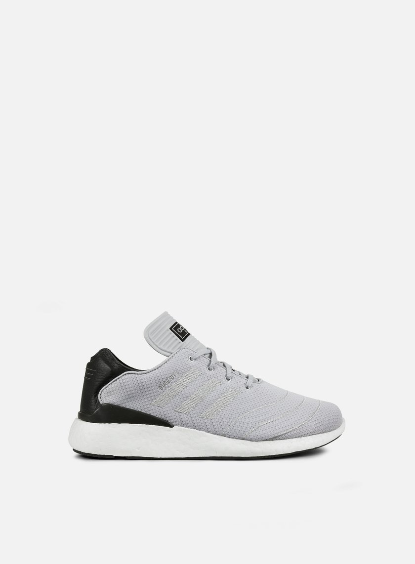 Adidas Skateboarding - Busenitz Pure Boost, Solid Grey/Core Black