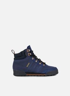 Adidas Skateboarding - Jake Boot 2.0, Collegiate Navy/Tactile Orange/Core Black
