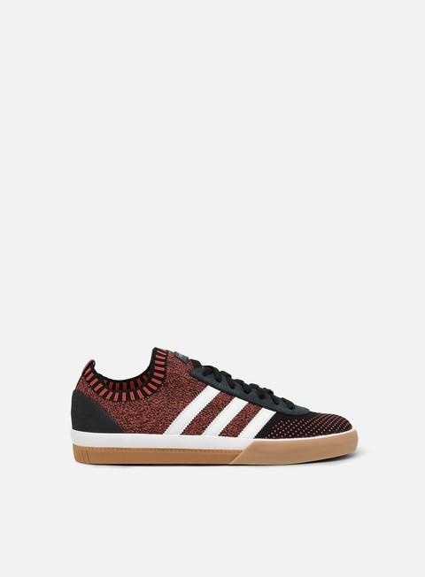 sneakers adidas skateboarding lucas premiere primeknit core black ftwr white trace scarlet