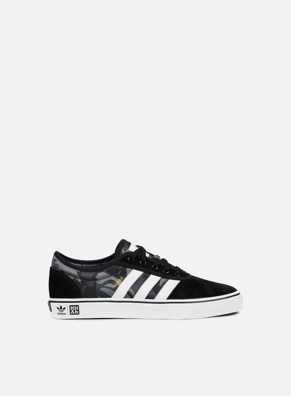 Adidas Skateboarding - Mhak Adi-Ease, Core Black/White/Gum
