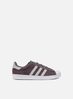 Adidas Skateboarding - Superstar Vulc ADV, Trace Grey/Light Solid Grey/White 1