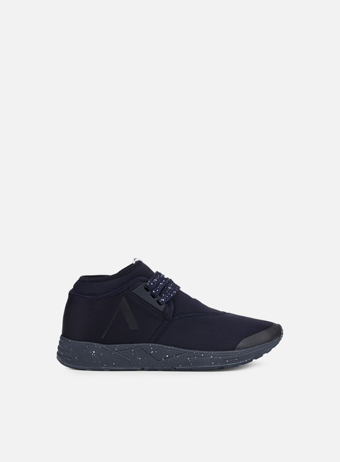 sneakers arkk falcon navy perforated