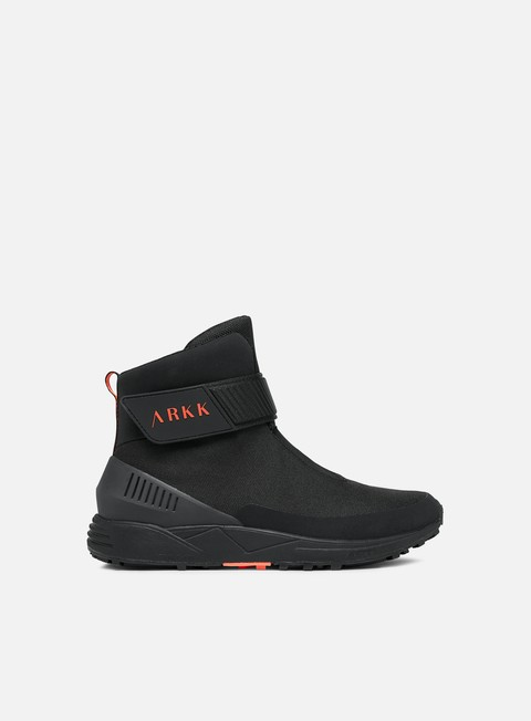 sneakers arkk pythron mesh 20 s e15 vibram black neon coral