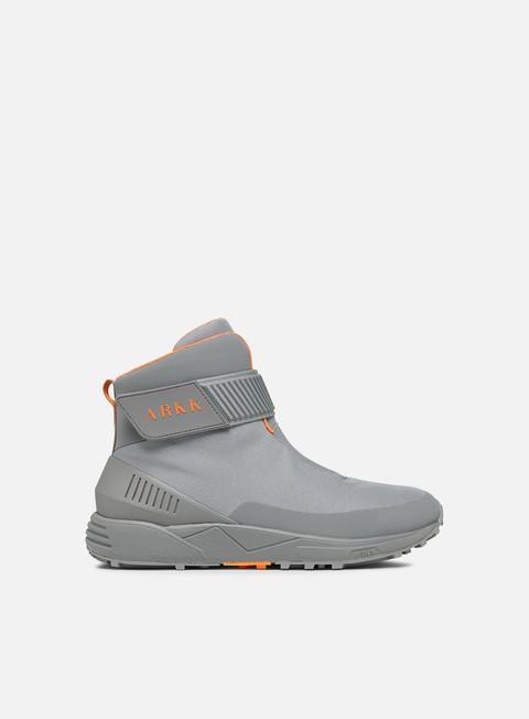 sneakers arkk pythron mesh 20 s e15 vibram titanium orange