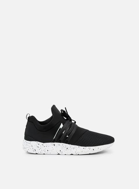 sneakers arkk raven black mesh