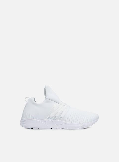 sneakers arkk raven fg white white