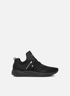 ARKK - Raven Mesh S-E15, All Black/White