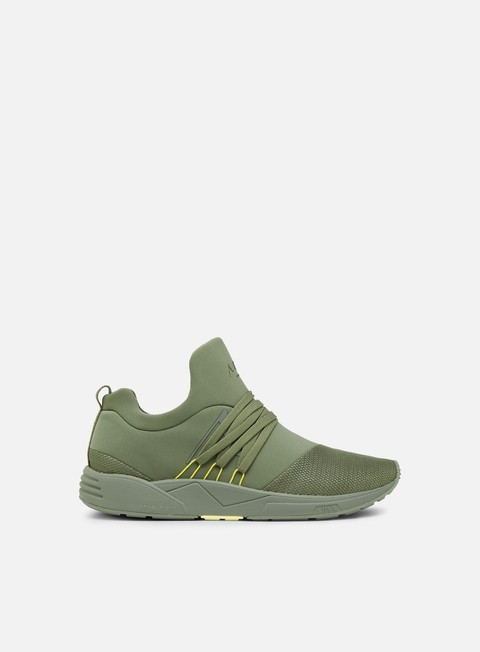 sneakers arkk raven mesh s e15 army soft yellow
