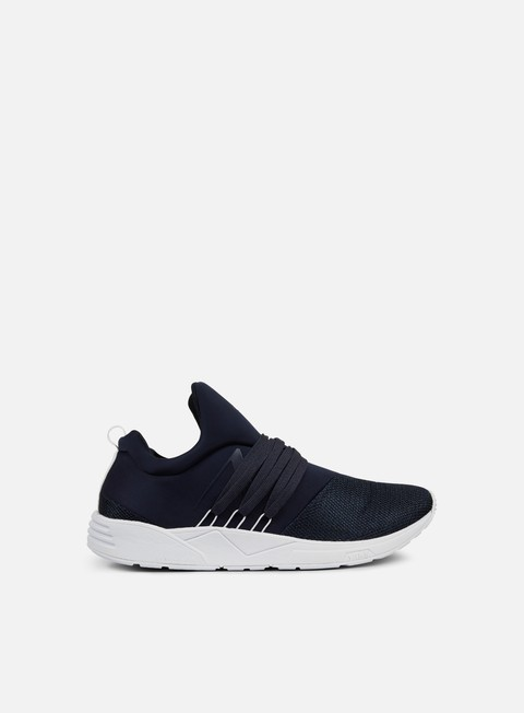 sneakers arkk raven navy mid night mesh