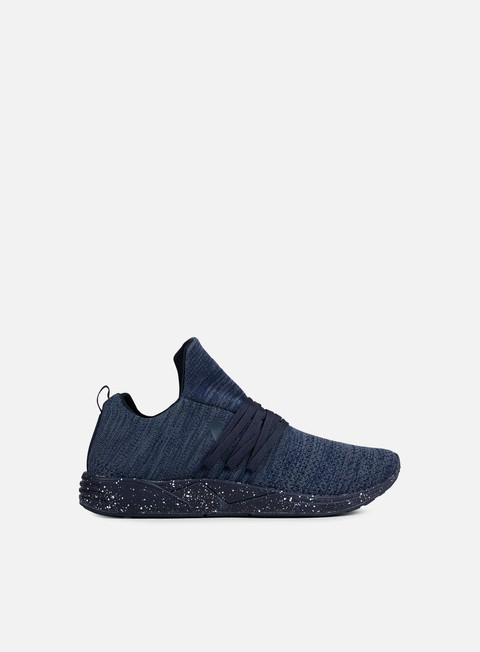 sneakers arkk raven navy mid night spray